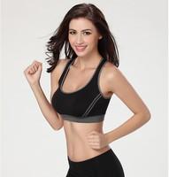 Seamless Sports Bra Yoga Cross-Shaped Underwear Seamless Sports Bra Gather Health Yoga Bra Yoga Short for Woman