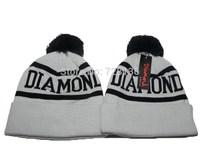 Breakaway Cuff Knit POM DIAMOND winter Beanie