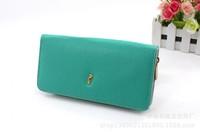 2014 new single pull Ms. Ms. wallet purse