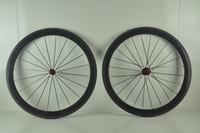 23mm width Toray T700 high-TG 50mm carbon wheels, road bike carbon fiber wheelset, road bicycle wheelset