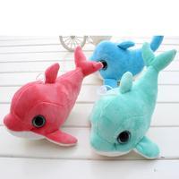 22CM Creative Dolphins doll  plush Stuffed toys simulation