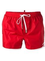 New Arrivals Men's Fashion Mens Beach Shorts D2DSQ Surf Beach Shorts Men Shorts Sport Black Red Blue Quick Drying Free Shipping