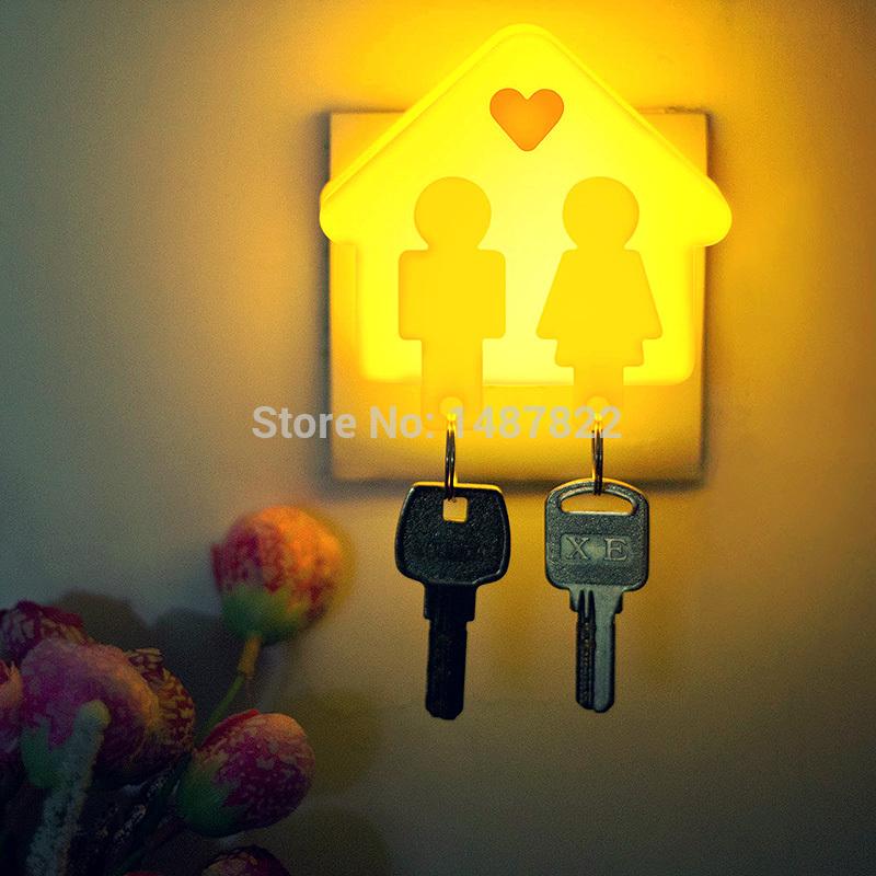Photoswitchable eye-lantern small cottage baby lamp teethe induction led plug in(China (Mainland))