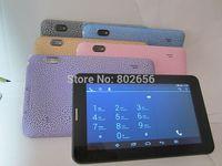 "Big discount!!!Flashlight 7""Allwinner A23 2G/3G phone call  tablet pc Dual camera/core OTG WIFI bluetooth free shipping!Hot sell"