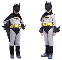 Fancy Masquerade party costume Batman costume for children Halloween Christmas party supplies carnival costume