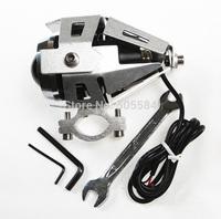 2x 30W Cree LED Motorcycle drl daytime driving Auxiliary headlights spot light E-bike 12v-80v headlamp Strobe flash Fog light