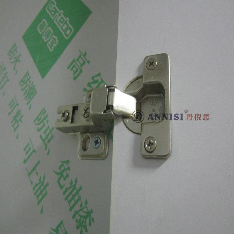 Quick detachable hydraulic damping hinge buffer Hinge whole lid hinge(China (Mainland))