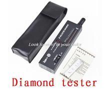 Free Shipping V2 Diamond Tester Gemstone Selector Jewelry Watcher Tool LED Diamond Test Pen