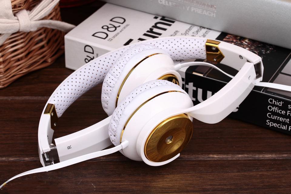 Grande Super melhor fone de ouvido pbeats Pro DJ Headphone Studio Monitor pioneira Headset MP3 fone de ouvido fone de ouvido voz clara(China (Mainland))