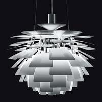 Free shipping!Hot Selling wholesale Louis Poulsen PH Artichoke Denmark Modern chandelier (Diameter: 100cm)