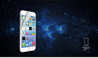 """10pc/lot Protection Film For iPhone6 4.7"""" Transparent Clear HD Anti Scratch 3H for Apple iPhone 6 Screen Protector Accessories"""