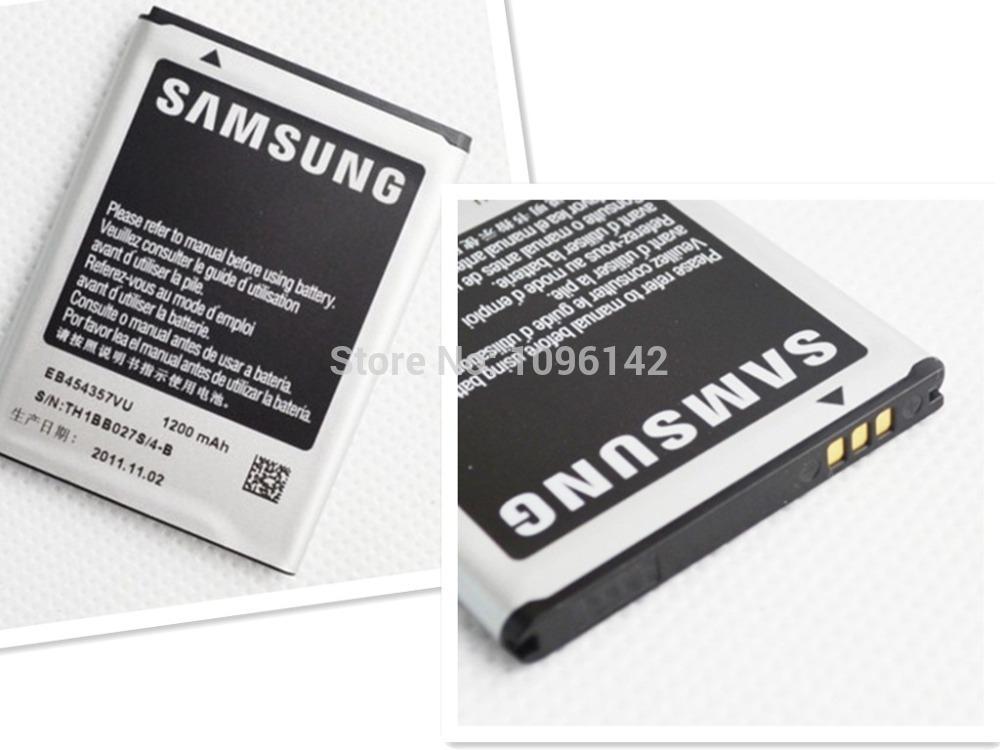 New EB454357VU Li-ion Mobile Phone Battery For Samsung Galaxy Chat B5330/Y Pro B5510/Galaxy Txt,1200mAh,High Quality(China (Mainland))