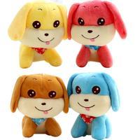 18cm Plush Stuffed toy puppy doll Cartoon Big ears dog doll