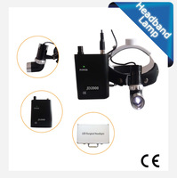 Dental,ENT,Vet, Gynecology,Plastic Surgery Micare JD2000 Headband LED Surgical Headlight