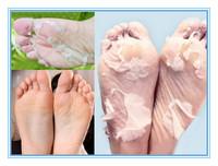 1pack moisture Foot Callus Bamboo Vinegar peeling renewal remove dead skin Cuticles Heel smooth exfoliating feet mask sticker