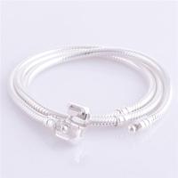bracelet silver 925 sterling necklace bracelests for women Snake chain bracelet necklaces men YL108