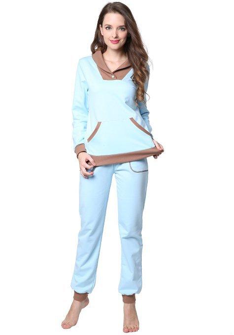 Godsen New fashion Winter Sleepwear Pyjamas women cotton Nightgowns cartoon pajama nightwear(China (Mainland))