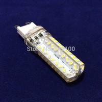 100pcs/lot G9 LED Lamp corn light SMD3014 7w SMD3014 7W  360 Beam Angle Warm white/Cold white LED Bulb ac220-230V Dimmable