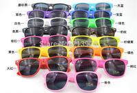 Cheap Women's Fashion Sunglasses Outdoor beach sun glasses 15 colors Classic Travel Sunglasses  1pcs Free shipping