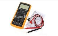 Free Shipping DT9205M best Digital LCD Multimeter Electrical Meter AC DC Ohm VOLT Voltmeter Ohmmeter Ammeter handheld tester