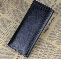 Men's Tri-Fold wallet long wallet
