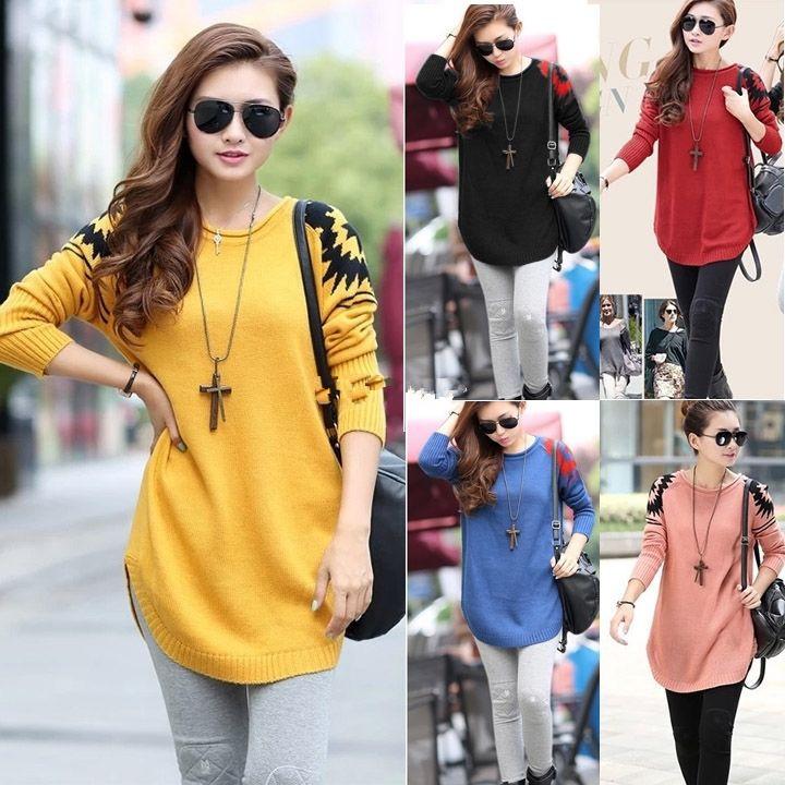 Женский пуловер Stillcool E6623