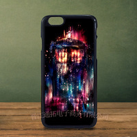 All of Time and Space Doctor Who DIY Custom DesignmeTpu Rubber Case For Iphone6 4.7 Inch Free Shipping