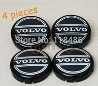 4 pcs S40 S50 S60 S70 S80 S90 850 XC70 XC90 940 960 for Volvo Center Cap 8646379