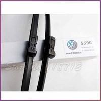 Free shipping car wiper blade for Volkswagen vw Touran, Soft Rubber WindShield Wiper Blade 2pcs/PAIR,VW touareg,deflector window
