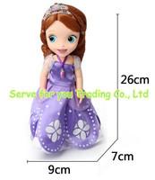 Best sale Free Shipping 12inch 30cmSofia Princess Doll Toy Sofia The First Princess Sofia Doll Girls Gift