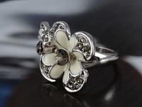 2014 new hot fashion retro romantic elegance of high-grade flowers and creative personality Ring  Ri-HQ0055