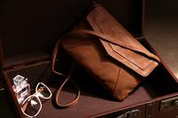 Envelope Bag Pu leather Women Handbag shoulder bags small vintage sling messenger bag moda bolso de chicas Envio gratis