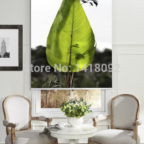 arte moderna estilo verde enroladeira sombra(China (Mainland))