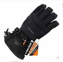 neue marke für männer skihandschuhen handschuhe snowboard motorschlitten Motorradfahren winterhandschuhe winddicht wasserdicht unisex schnee handschuhe(China (Mainland))