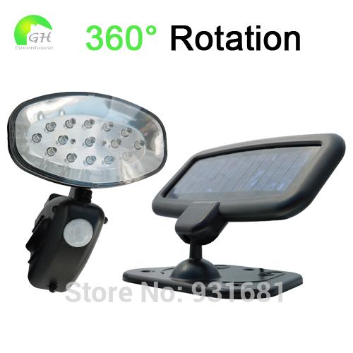 1111 frete grátis Ultra  fino painel Solar de pequeno LED luz de