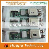 2PCS Newest Jynxbox JB200 Tuner for Jynxbox Ultra HD V3 / V4 / V5 / V6 digital satellite reciever high quality JB-200 tuner