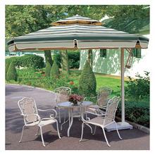 [Mi Jinlan Technology] booth outdoor shade umbrella patio umbrella outdoor large advertising unilateral beach umbrella(China (Mainland))
