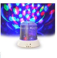 Bear Cartoon USB&Battery LED Colour Rotating Projection Lamp Party Light Holiday Light Disco DJ Atmosphere Lamp Lights