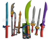 GYBMI021 My world rminecraft items EVA foam sword toy shield axes game props