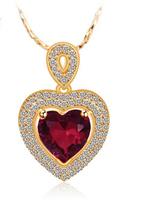 Hot sale Women Crystal Rhinestone Drop Chain Necklace Pendant For Women Jewelry Statement Bijouterie Accessories Gift 2014