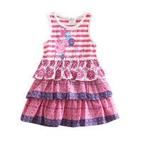 Peppa pig girl dress 2014  nova brand new peppa pig cartoon baby girl fashion lovely summer one piece retail CHRISTMA BABI DRESS