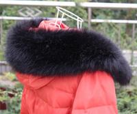Hot Selling!(15 Colors) Winter Women's Faux fox raccoon fur Fur Scarf Raccoon Fur Cap Fur Collar False Collar Scarves
