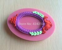 Bracelet Shape Fondant 3D Silicone Mould Cake Decoration Emboss Fondant Chocolate Icing Tools -P114