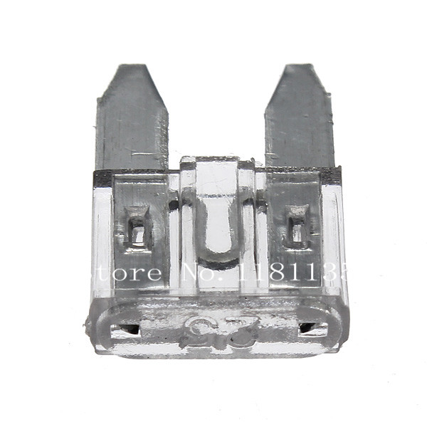 New 60pcs Assorted Car Auto Truck Mini Blade Fuse 5A 10A 15A 20A 25A 30A AMP
