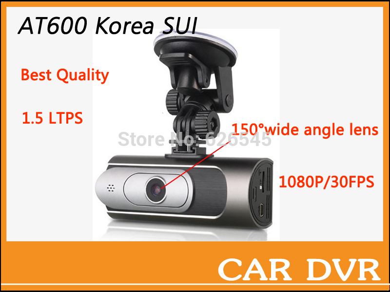 Автомобильный видеорегистратор HANS 1.5 AT600 HD DVR + 1920 * 1080 30FPS + g часы mini world mn1012a