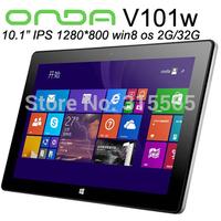 """Onda V101W Windows 8.1 Tablets PC 10.1"""" 1280*800 IPS Screen Intel Z3735 Quad Core 2GB DDR3L 32GB"""