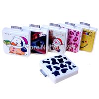 Yongjiatong  Factory Direct Sale1900mah  Mini li-polymer  mobile Charger for iPhone4 4s 3