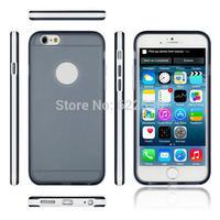 IMPRUE  dual colors Sandwich design TPU+PC protector case for Iphone6(4.7)