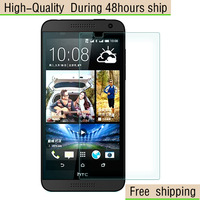 High Quality Scratch Resist Tempered Glass Screen Protector For HTC Desire 610 Free Shipping