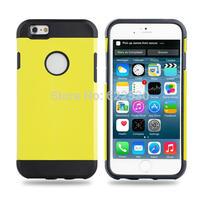 IMPRUE dual colors tough Armor TPU+PC protector case for Iphone6(5.5)